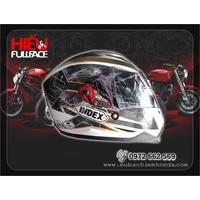 Nón bảo hiểm moto index Legenda hàng Thái Lan chất lượng