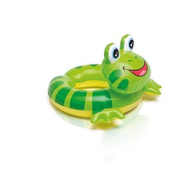 Phao bơi ếch xanh Intex 59220
