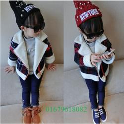 nón mũ len NEW YORK thời trang cho bé siêu Cute cao cấp