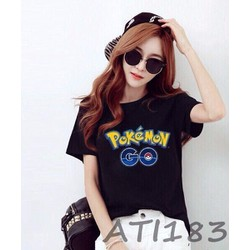 Áo thun pokemon Go  Hot Hot Nhất Tháng 8 ATG 20
