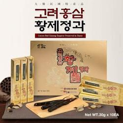 Hồng sâm củ tẩm mật ong 300g Sản phẩm của K and G Hàn Quốc