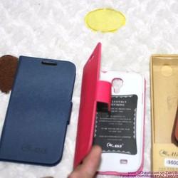 Bao da Galaxy S4 I9500 Alis sang trọng OL35