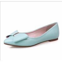 Giày bít nữ thời trang cao cấp 2016 - G115