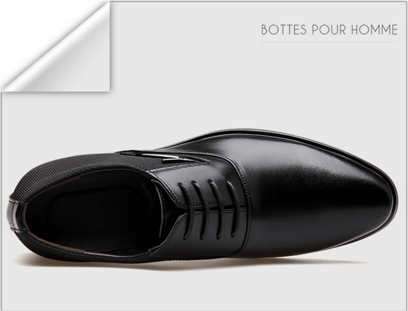 Giày da cao cấp - Sang Trọng, Lịch lãm - Mã G-234 4