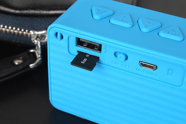 Loa Bluetooth X3 dùng cho điện thoại, máy tính 2