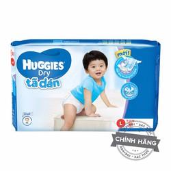 Tã-bỉm dán Huggies Dry Jumbo L38