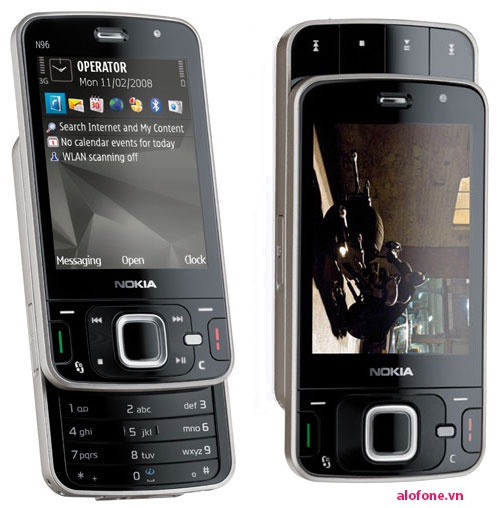 Nokia N96 1