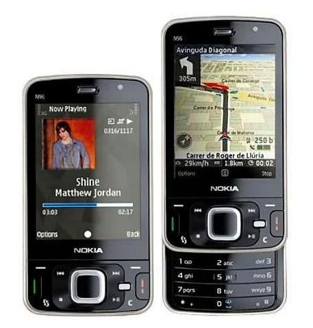 Nokia N96 5