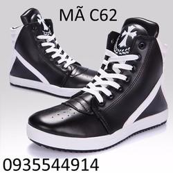 Giày bốt thể thao cá tính C62