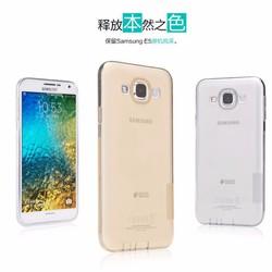 Ốp lưng Samsung Galaxy E5 dẻo Nillkin