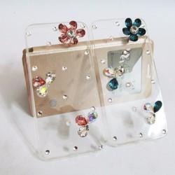 Ốp lưng iPhone 6-6s dẻo đính đá tuyệt đẹp