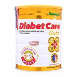 Sữa bột Nutifood DiabetCare Gold - Sữa cho người bị bệnh tiểu đường