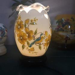 Đèn đốt tinh dầu gốm sứ bát tràng cao cấp