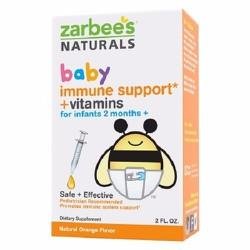 Siro tăng sức đề kháng Zarbee cho bé sơ sinh từ 2 tháng tuổi trở lên