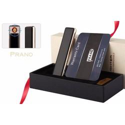 Bật lửa điện thời trang chính hãng Prano