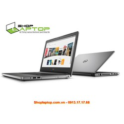 Laptop Dell Inspiron 5459 Core i7 RAM 4GB HDD 1000GB VGA 4GB