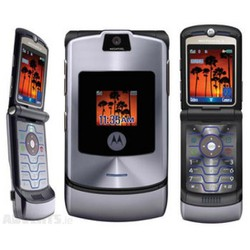 Motorola V3i BẠC huyền thoại