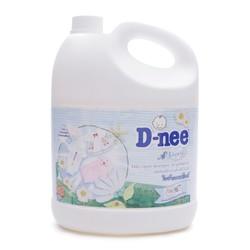 Nước giặt xả quần áo trẻ em D-nee Happy Family 3000ml