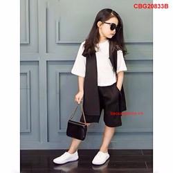 Sét 3 món dạng vest cực kỳ sang chảnh cho bé yêu từ 1-8 tuôi_CBG20833