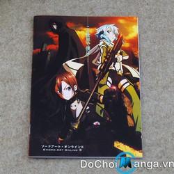 Quyển Sổ Sword Art Online