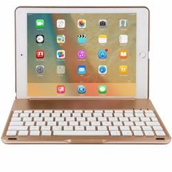 Bàn phím iPad Air 1 iPad 5 Bluetooth LED Phụ kiện cho bạn Gold