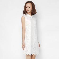 Đầm suông ren thiết kế