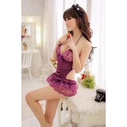 Đầm Ngủ quyến Rũ Hàn Quốc T50