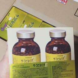 Tảo vàng Spirulina Nhật Bản 2000 viên