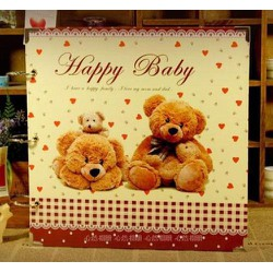 Album DIY Happy baby size lớn