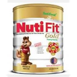 Nuti Fit 900g - Sữa cho trẻ thừa cân béo phì