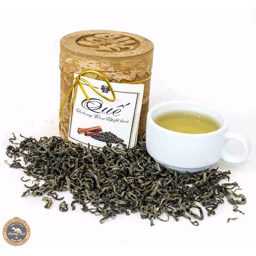 Trà Oolong Quế Hương Mai Cafe Oolong Cinnamon Tea 80g