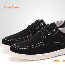 Giày nam dây cột - chất lương Javin Shop