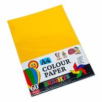 Lốc giấy màu A4 60 tờ UBL QB0277