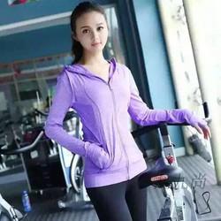 áo khoắc thun tập gym