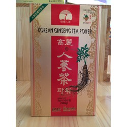Trà Sâm Hàn Quốc - Korean Ginseng Tea