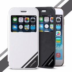 Bao da iPhone 6-6s hiệu Usams Viva Series
