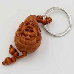 Móc chìa khóa phong thủy tượng thần tài