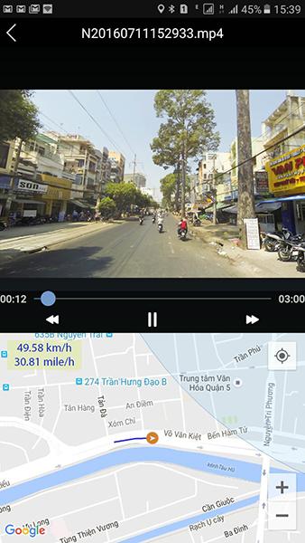 Camera Hành Trình VietMap Xplore C1 Plus 11