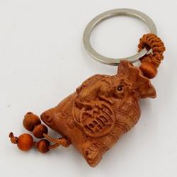 Móc chìa khóa túi đựng tiền chữ Phúc 1A