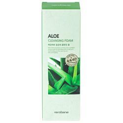 Sữa rửa mặt lô hội - Verobene Aloe Cleansing Foam