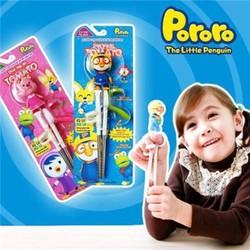 Đũa tập ăn Pororo sản phẩm hữu ích cho bé từ 2-6 tuổi