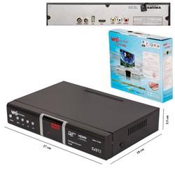 Đầu Thu Truyền Hình Kỹ Thuật Số Mặt Đất DVB-T2 VN01 VIC Electronic