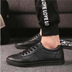 Giày thể thao nam đen HNP GN046