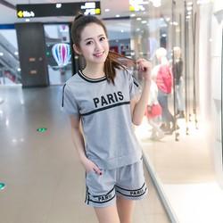 BỘ ĐỒ MẶC NHÀ TRẺ TRUNG PARIS DB36