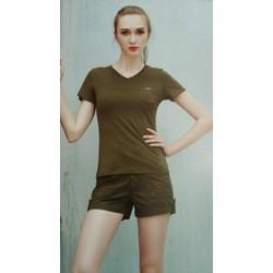 Áo phông thời trang lính