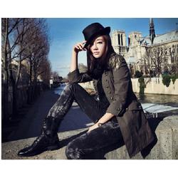 mũ nón nam, nữ thời trang cowboy phong cách mới -VSN0004
