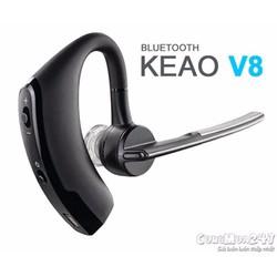Tai Nghe Bluetooth KEAO -V8-2-NHẬN CUỘC GỌI BẰNG GIỌNG NÓI