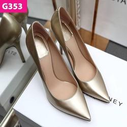 Giày cao gót ánh kim đẳng cấp thương hiệu - LN500