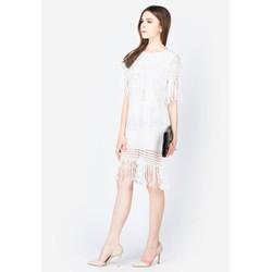Đầm suông chất liệu ren dệt cao cấp độc quyền bởi Ivinci