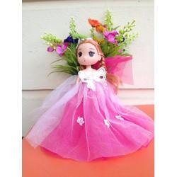Búp bê váy cô dâu